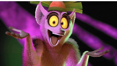 Review: 'All Hail King Julien' lets the 'Madagascar' rave begin