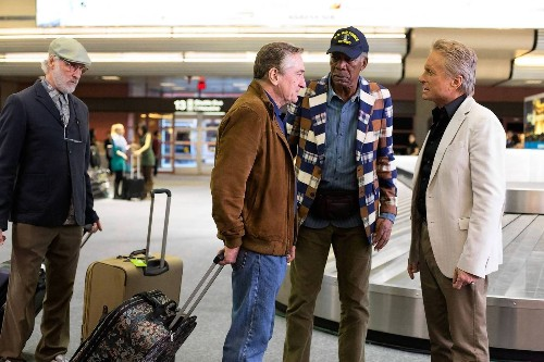 Review: What happens in 'Last Vegas' has happened before