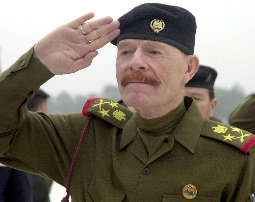 Saddam Hussein loyalist Izzat Ibrahim killed, Iraqi officials say