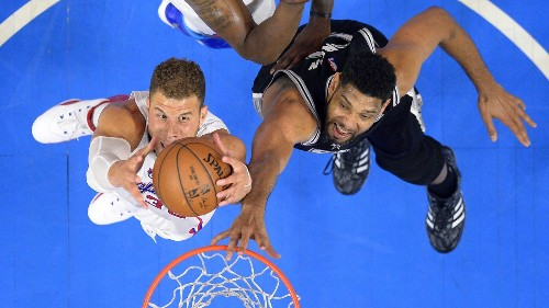 Takeaways from Clippers' 111-107 loss to San Antonio Spurs in Game 5