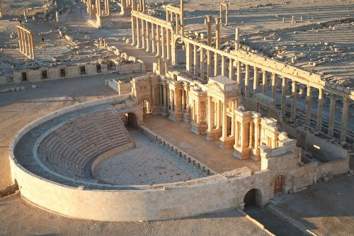 The city that makes Rome blush: 5 reasons why Palmyra's ruins are so important