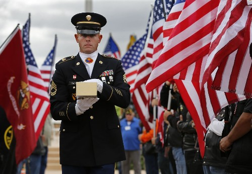 Medal of Honor recipient from Civil War era finally gets military burial