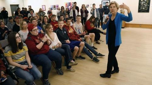 Elizabeth Warren is on a roll, but still facing big obstacles in 2020 presidential bid