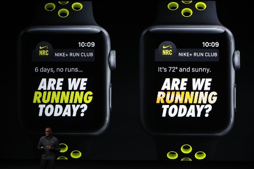 With Series 2, Apple admits its smartwatch isn't for everyone - Los Angeles Times