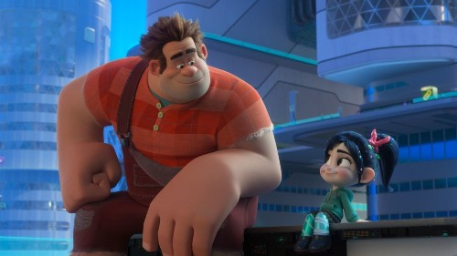 'Ralph' reigns over another sleepy weekend at the box office - Los Angeles Times