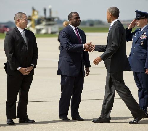 Obama ramping up U.S. response in Ebola outbreak