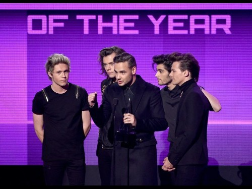 American Music Awards 2014: Complete list of nominees