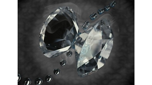 Using diamonds, scientists squeeze hydrogen into a strange new state