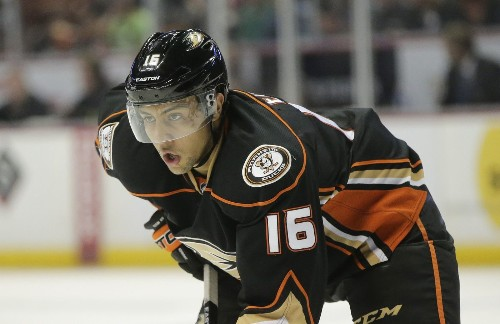 Ducks adjust lines for season's first meeting with Kings