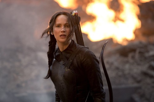Box office: 'Hunger Games' tallies $14.5 million on Wednesday