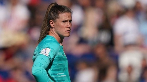Women's World Cup notes: U.S. goalie Alyssa Naeher is the strong but silent type