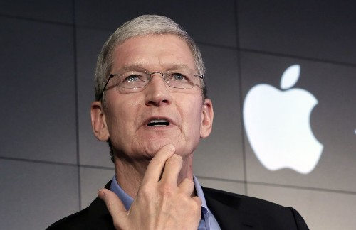 Apple CEO Tim Cook explains why helping the FBI in terror phone probe is 'threat to data security'