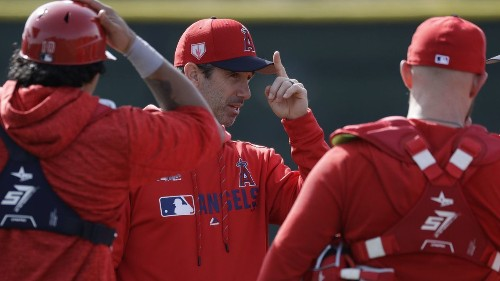 Angels catch on to Rapsodo, Edgertronic pitching technology