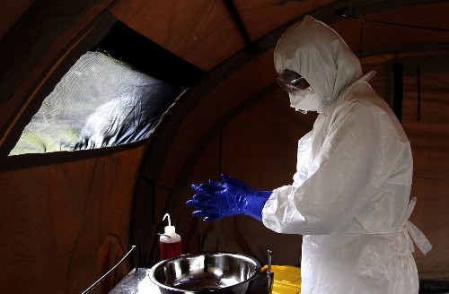 Cuban doctor working in Sierra Leone diagnosed with Ebola