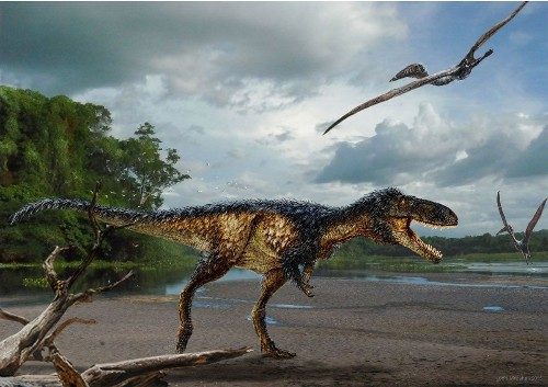 'Missing link' helps explain how T. rex became king of the dinosaurs