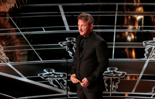 Sean Penn won't apologize for Inarritu green card joke at Oscars