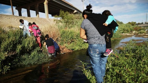 Migrant woman and 3 children are among those found dead near Rio Grande in Texas