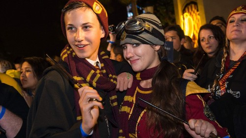 School principal: 'Harry Potter' and 'Lord of the Rings' cause brain damage