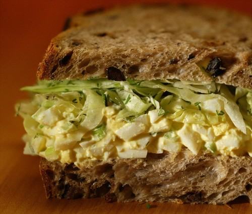 Easy dinner recipes: Egg salad and more sandwiches in 30 minutes or less
