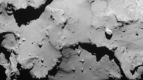It's official: Rosetta's long journey with comet 67P has ended