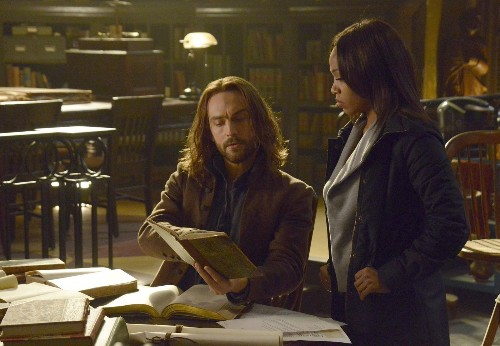 'Sleepy Hollow' recap: Salem witches, grand grimoires in 'Spellcaster'