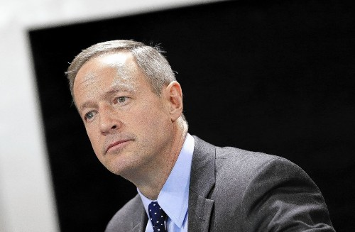 Martin O'Malley warms up in Iowa for possible Democratic run in 2016