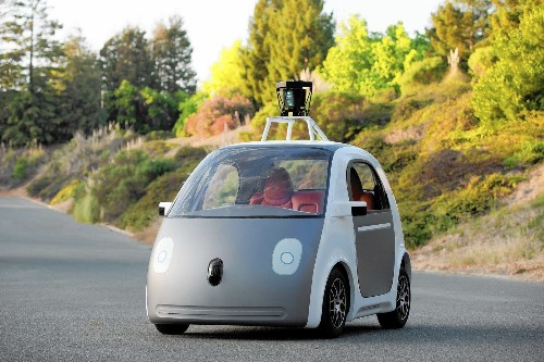 Google's driverless car will need more testing, watchdog group warns - Los Angeles Times