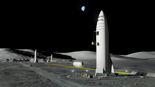 SpaceX gets approval to develop its BFR rocket and spaceship at Port of Los Angeles