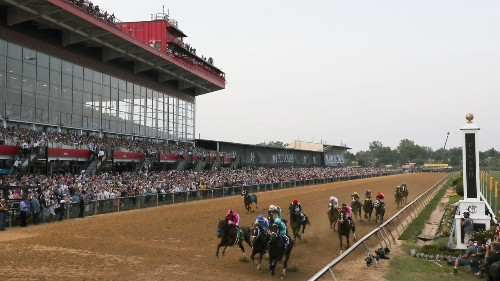 Preakness Stakes' future at deteriorating Pimlico remains in limbo