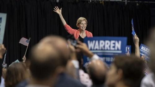How much would Elizabeth Warren's wealth tax raise? Economists battle over the number