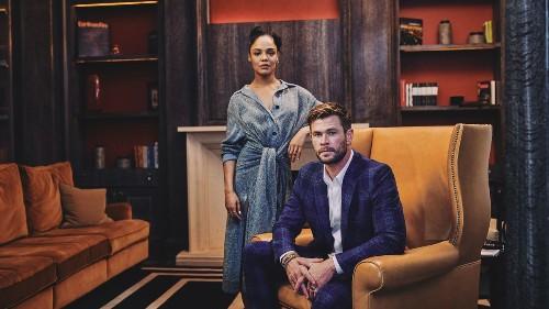Tessa Thompson and Chris Hemsworth build on 'Avengers' chemistry for 'Men in Black'