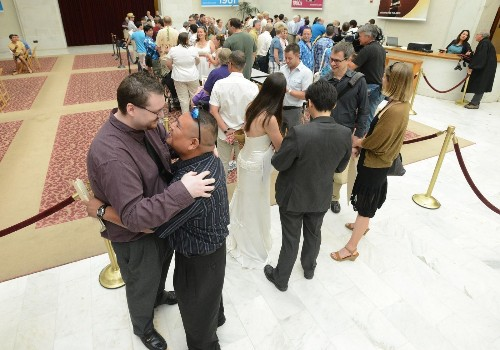 California Supreme Court again refuses to stop gay marriage