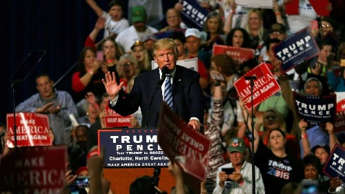 Donald Trump has turned to scorched-earth campaigning. It could affect a lot more than the election