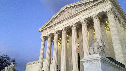 Supreme Court to rule on workplace bias against gay and transgender employees