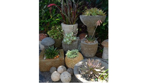 Why hypertufa gardening pots are taking over your Instagram feed - Los Angeles Times