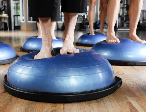 A balanced fitness regimen includes balance training: Here's how to do it - Los Angeles Times