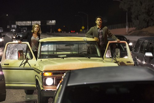 'Fear the Walking Dead' is a ratings monster - Los Angeles Times