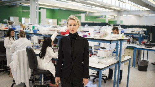 A bestselling book, hit podcast and now a new documentary: Why is everyone so obsessed with Elizabeth Holmes?