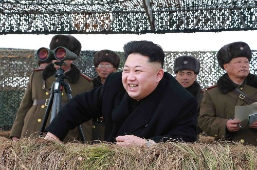 North Korea's Kim Jong Un looks set to visit Russia in May