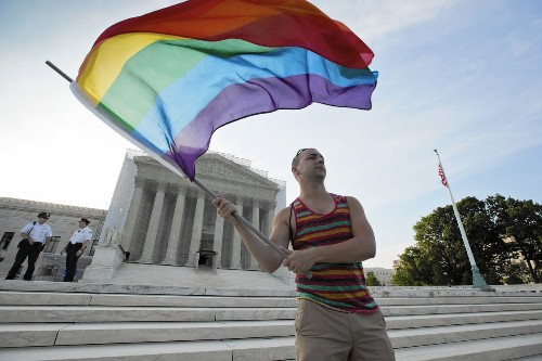 On gay marriage, Supreme Court to weigh equal rights and states' rights