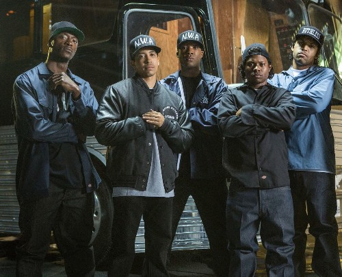 'Straight Outta Compton' conquers box office with $56.1-million opening - Los Angeles Times