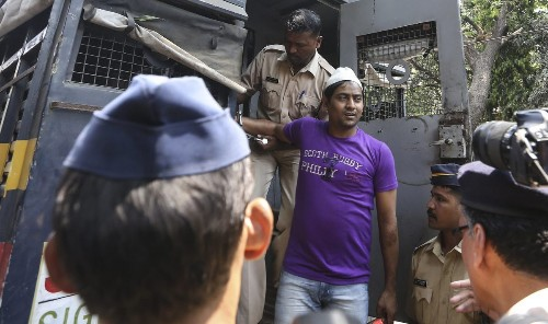 Five men convicted in Mumbai rape cases that drew international focus