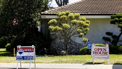 Southern California home prices jump to a record high - Los Angeles Times