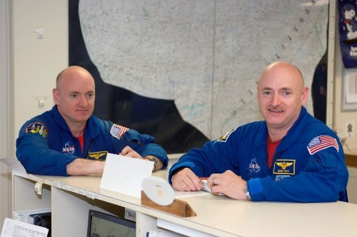 NASA to conduct the first-ever twin study in space