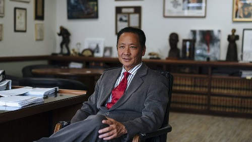 San Francisco Public Defender Jeff Adachi died of cocaine and alcohol toxicity, coroner finds