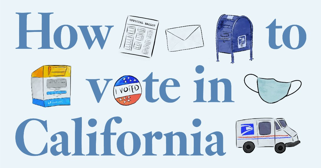 California voting guide: Registration, mail voting, and more