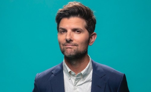 Surviving 'The Twilight Zone,' Adam Scott offers his flying tips