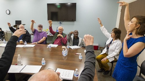 Parkinson's disease patients find their voices again with help from speech therapists in Los Alamitos