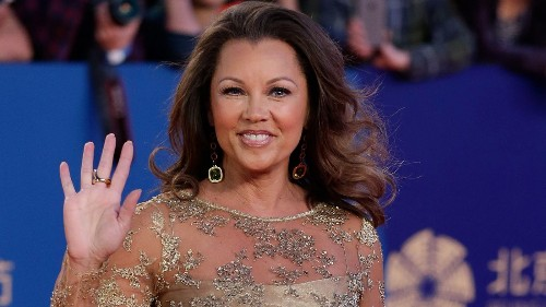 Actress Vanessa Williams marries for a third time
