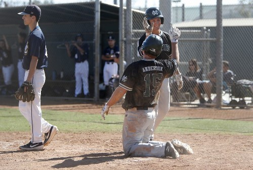 Costa Mesa baseball ends long postseason drought with win over Calvary Chapel